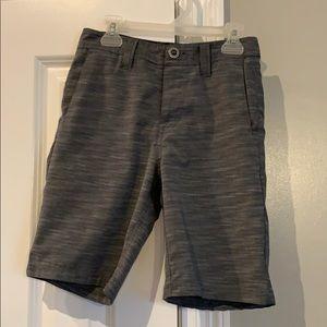 Boys Volcom board shorts